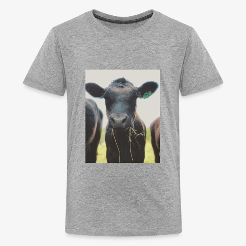 Pretty Cow - Kids' Premium T-Shirt