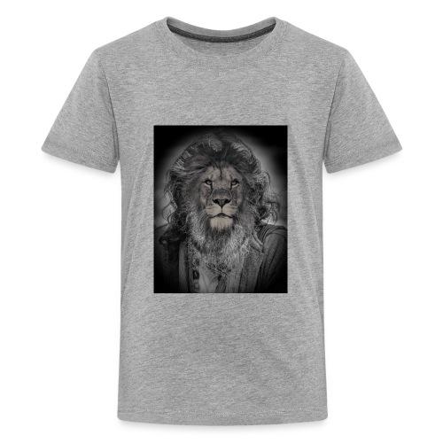 lion man - Kids' Premium T-Shirt