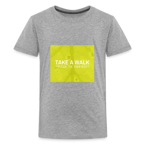 Take a Walk - Kids' Premium T-Shirt