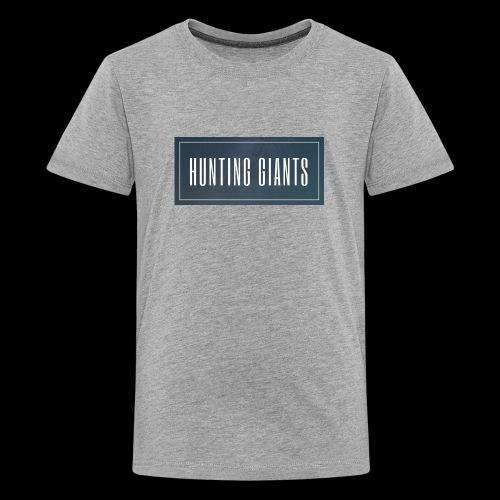 Hunting Giants - Kids' Premium T-Shirt
