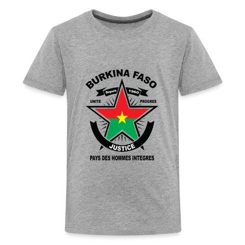 BURKINA_FASO - Kids' Premium T-Shirt