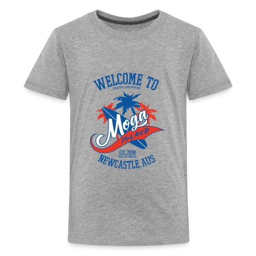 Moga Island - Knights - Kids' Premium T-Shirt
