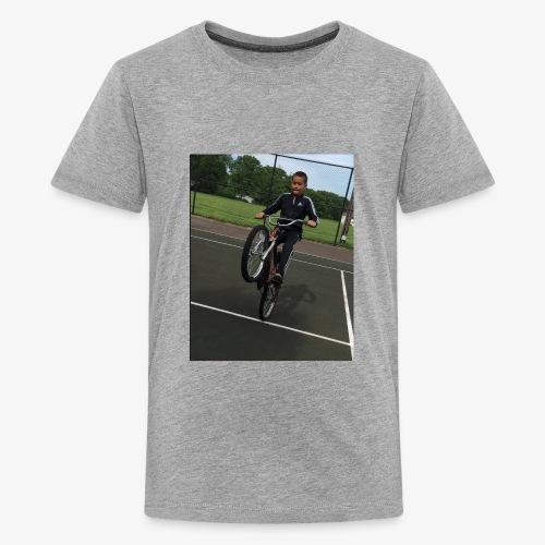Fanjoy.co/carlosreyes - Kids' Premium T-Shirt