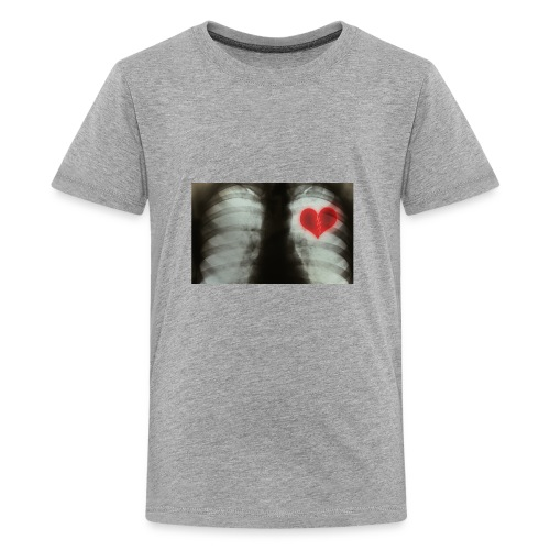 heartbreak jacket - Kids' Premium T-Shirt