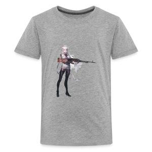 The PK Queen - Kids' Premium T-Shirt