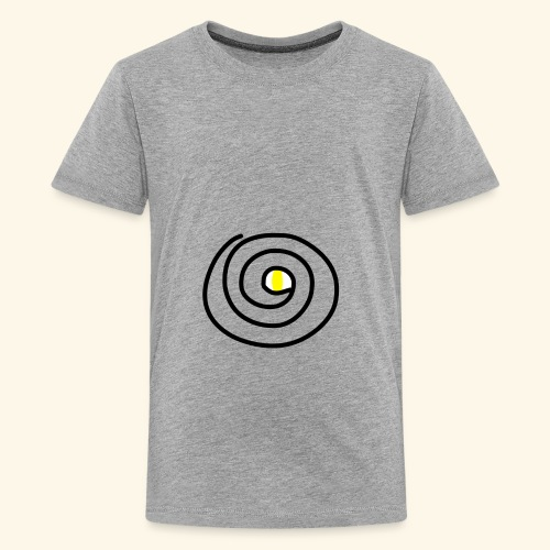 Eye Swirl - Kids' Premium T-Shirt