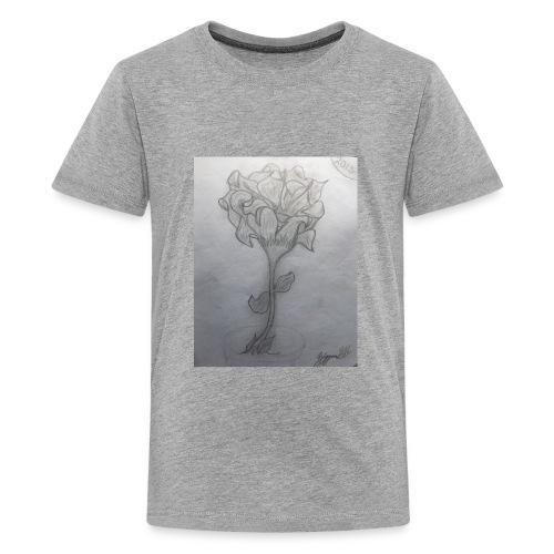 Ziyyon Flower - Kids' Premium T-Shirt