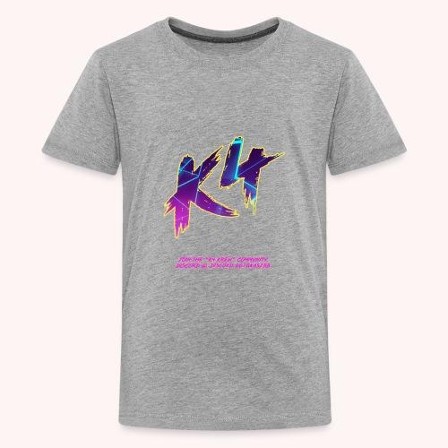 K4 GALACTIC - Kids' Premium T-Shirt