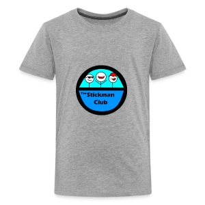 Stickman Club Logo - Kids' Premium T-Shirt