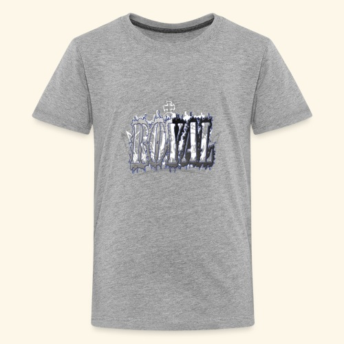 royal crown - Kids' Premium T-Shirt