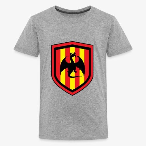 House Pendragon Crest - Kids' Premium T-Shirt