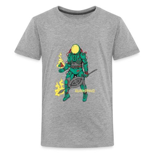 Afronaut - Kids' Premium T-Shirt