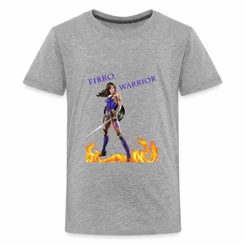 FIBRO Warrior - Kids' Premium T-Shirt