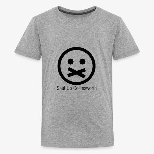 shutup - Kids' Premium T-Shirt