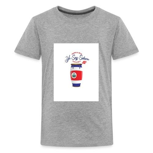CostaRicaCongaTShirt - Kids' Premium T-Shirt
