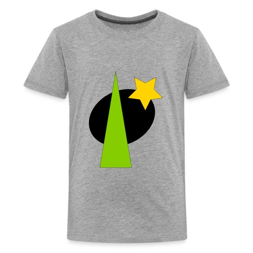 geometric design - Kids' Premium T-Shirt