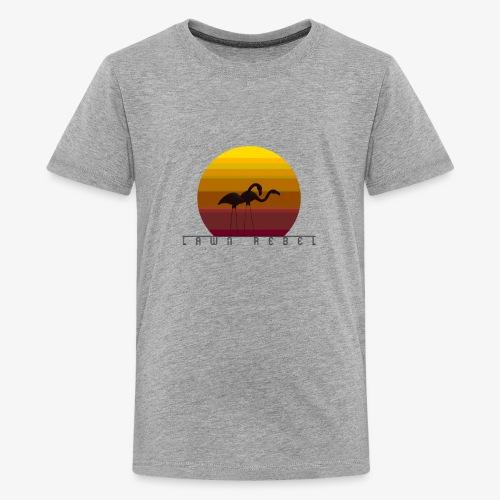Lawn Rebel - Kids' Premium T-Shirt
