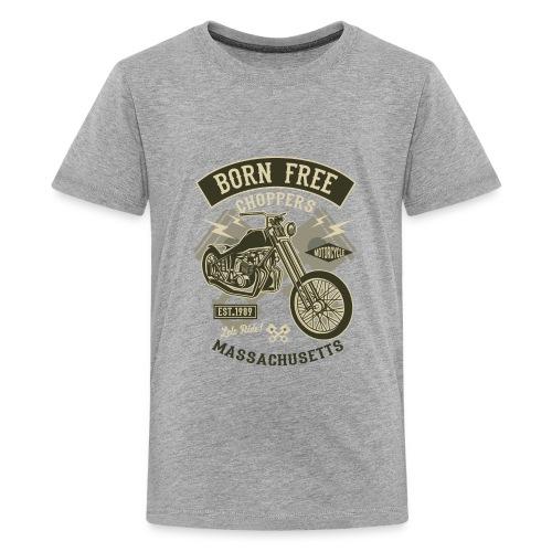 Born Free Choppers - Kids' Premium T-Shirt