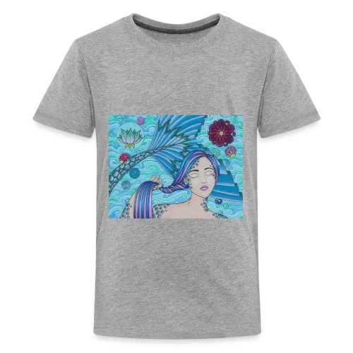 Fantasy Mermaid - Kids' Premium T-Shirt