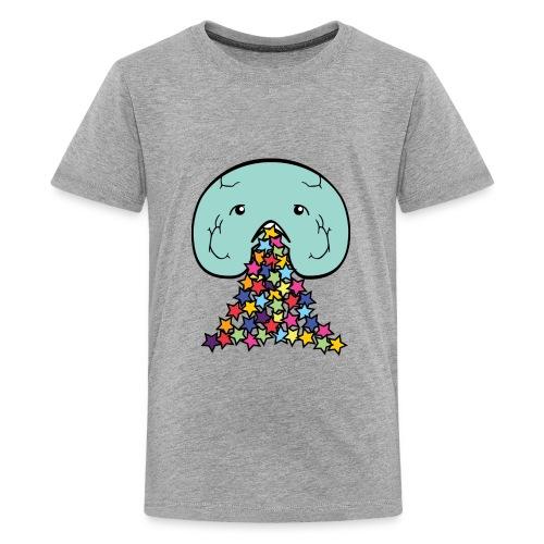 Pooky Brainy - Kids' Premium T-Shirt