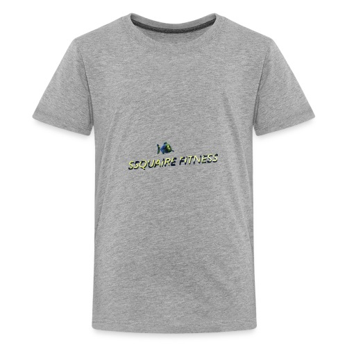 Ssquaire Fitness Underwater - Kids' Premium T-Shirt