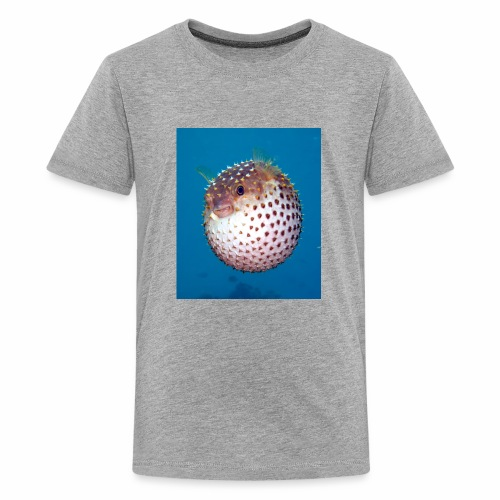 Puffer Up - Kids' Premium T-Shirt