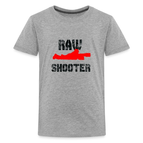 Raw Shooter - Kids' Premium T-Shirt