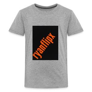 Side flip - Kids' Premium T-Shirt