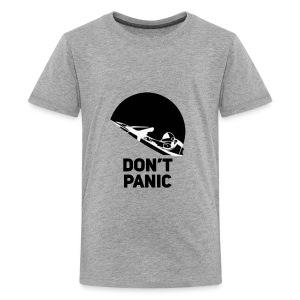 DON T PANIC at Space - Kids' Premium T-Shirt