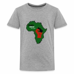 Black. Bold. Beautiful - Kids' Premium T-Shirt