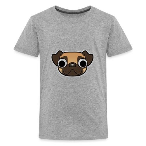 Youtube Logo Mug - Kids' Premium T-Shirt