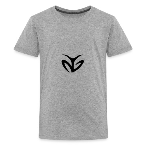 Black AG Logo - Kids' Premium T-Shirt
