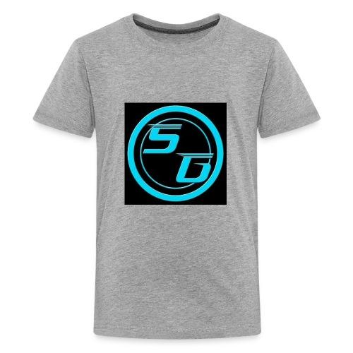 Sniperghostk merch - Kids' Premium T-Shirt