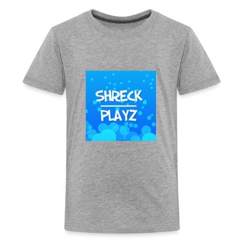 Shreck Hoodie - Kids' Premium T-Shirt