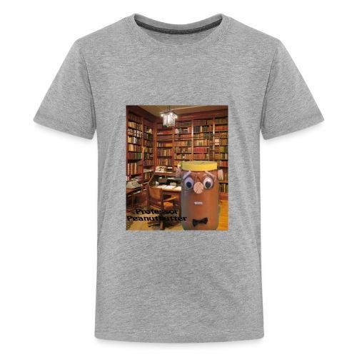 Professor Peanutbutter - Kids' Premium T-Shirt