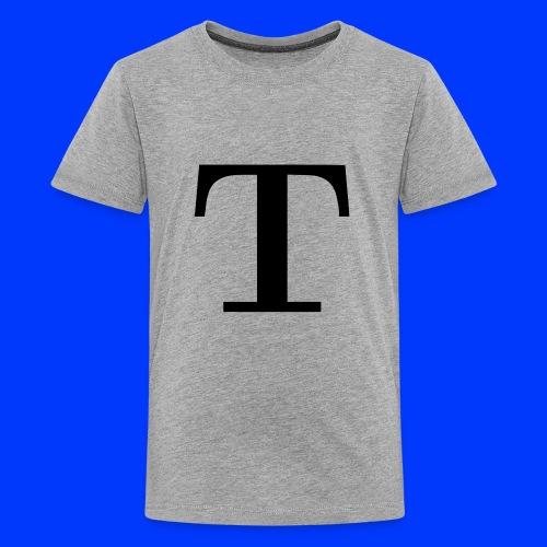 Big T - Kids' Premium T-Shirt