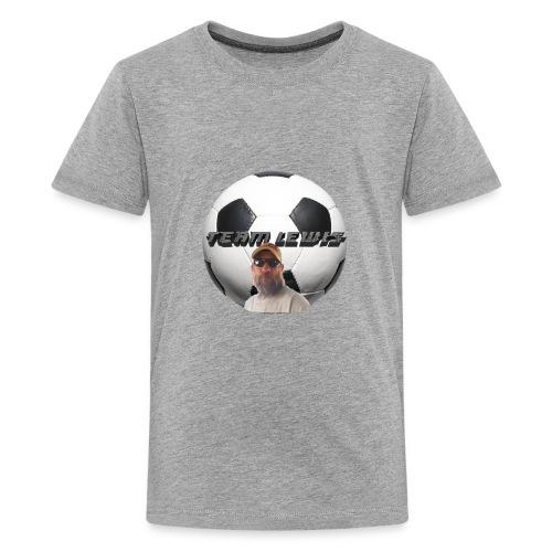 teamlewis01 - Kids' Premium T-Shirt