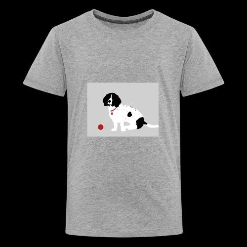 Pet Silhouette - Kids' Premium T-Shirt