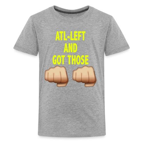 AltLeft Got Those Hands - Kids' Premium T-Shirt