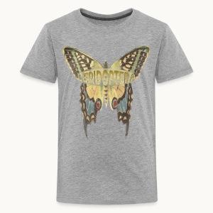 BUTTERFLY-LEPIDOPTERA-PASTEL-Carolyn Sandstrom - Kids' Premium T-Shirt