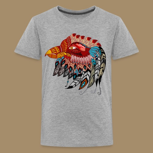 Eagle Tribal Animal Spirit Totem - Kids' Premium T-Shirt