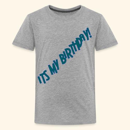 IMB summer 2018 - Kids' Premium T-Shirt