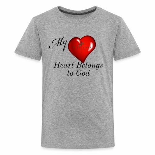 My Heart T Shirt - Kids' Premium T-Shirt
