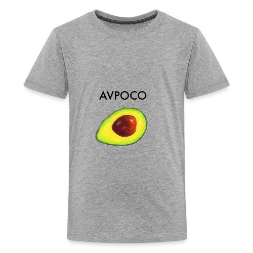 AVPOCO Avocado - Kids' Premium T-Shirt