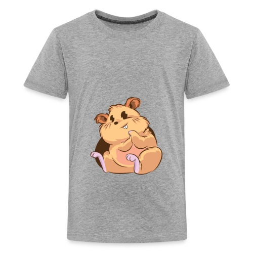 Chappy the Hamster - Kids' Premium T-Shirt