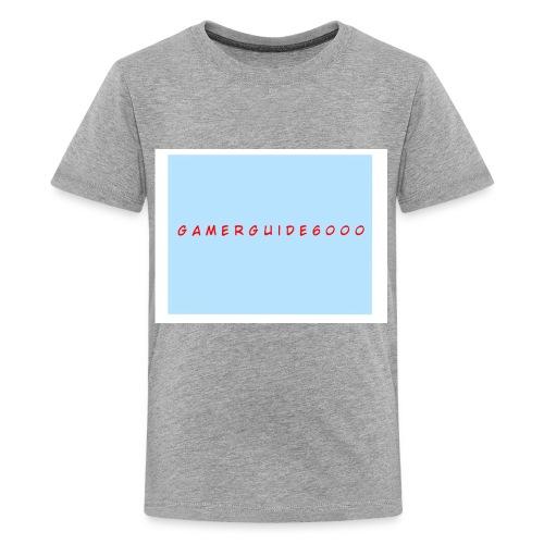 GamerGuide6000 - Kids' Premium T-Shirt