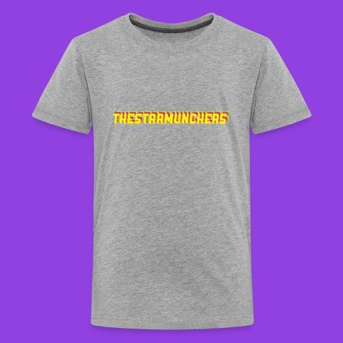 TheStarMunchers Logo - Kids' Premium T-Shirt