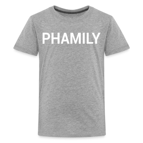 Phamily - Kids' Premium T-Shirt