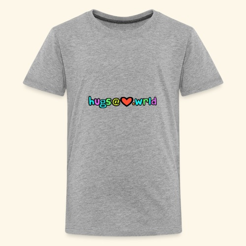Love Email - Kids' Premium T-Shirt
