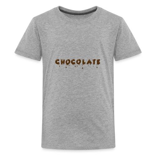 CHOCOLATE - Kids' Premium T-Shirt